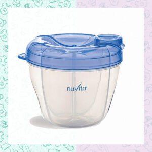 ظرف ذخیره شیر و غذا کودک نویتا Nuvita