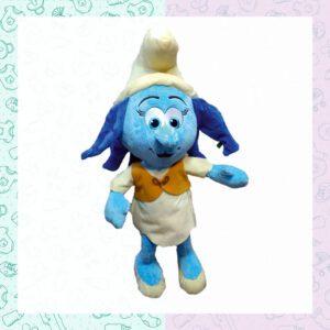 عروسکپولیشی اسمورف برند دیزنی smurfette